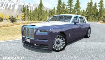 Rolls-Royce Phantom 2017 [0.15.0], 1 photo